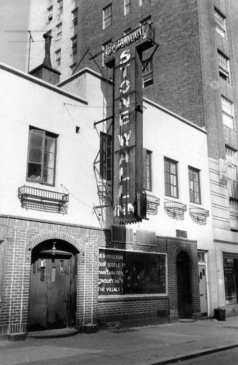 It has been 51 years since the Stonewall Inn Riots in New York. Let us remember the Black and racialized trans women who led the protests and all those who proudly sparked the modern international #LGBTQ2 rights movement. #FreeToBeMe #PrideSeason https://t.co/uyb6w6rzdG