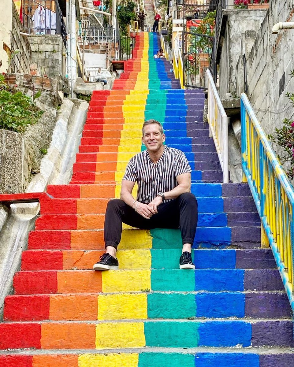 """Born in Buenos Aires and specializing in LGBTQ+ travel, Trip Designer @carlosmelia is an expert at balancing top-of-the-line luxury with curated local culture: """"The balance of the two sides shows the complete story."""" https://t.co/F7rCmR2t5J"""