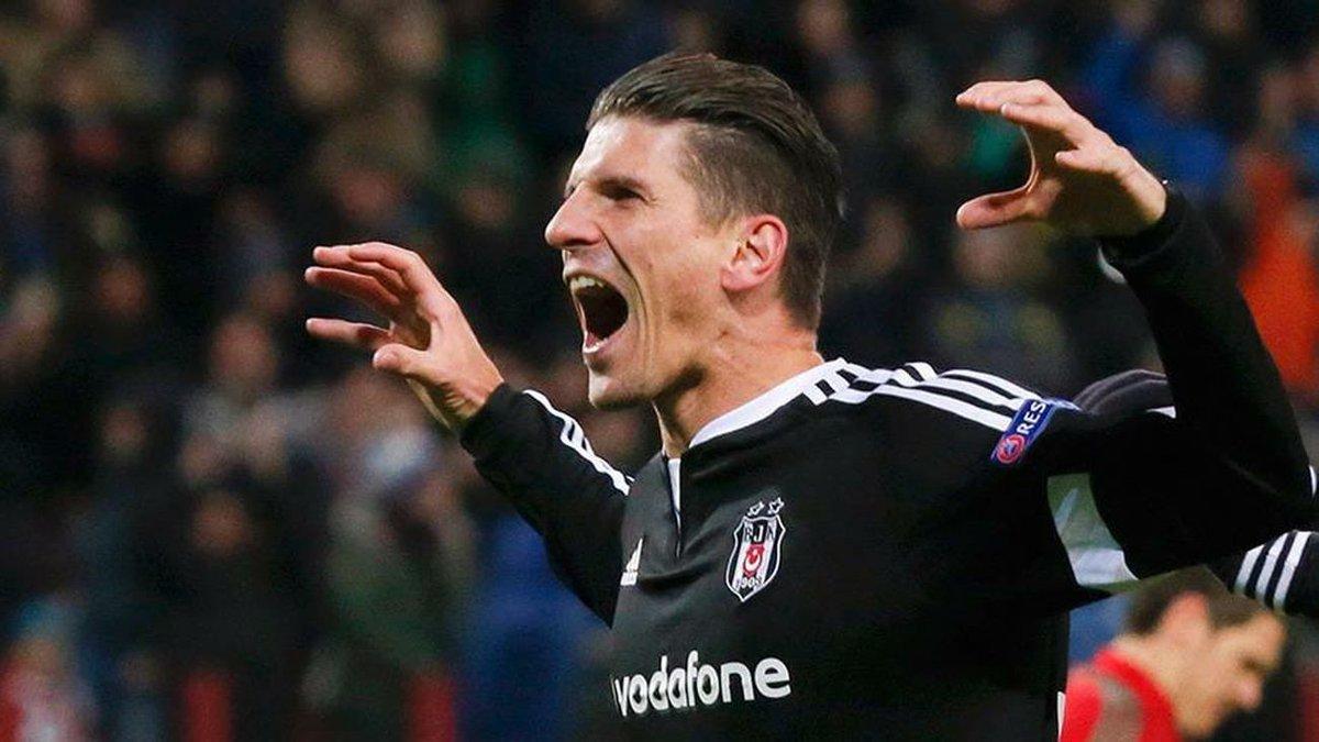 🦅 Futbola ve Beşiktaş'a kattığın tüm güzel şeyler için teşekkürler!  Danke für alles! @Mario_Gomez https://t.co/sAr6gWUbtT