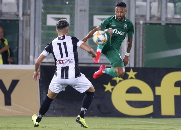 Ludogorets defeated 6:1 Lokomotiv (Plovdiv)   https://t.co/OCkC66JWYq  #ludogorets https://t.co/UIrJNGXREU