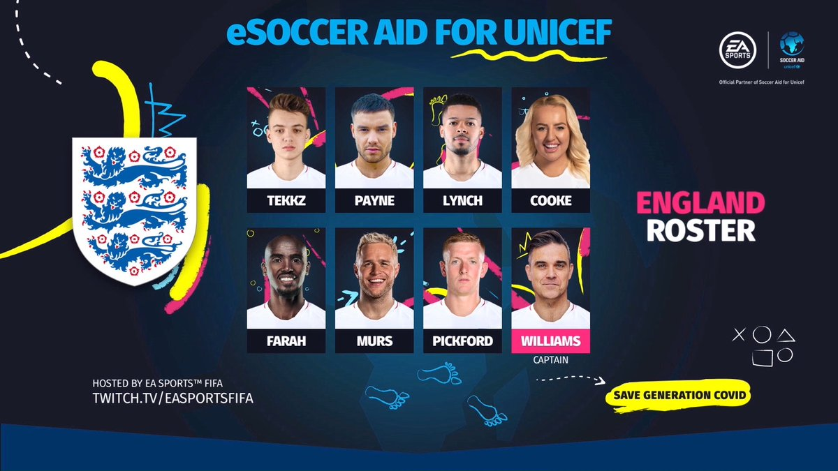 IT CAME HOME! 🏡 If you missed Team Englands victory at the @socceraid for Unicef tournament tournament, dont worry, heres @kylewalker115 to catch you up with all the highlights! ⤵️