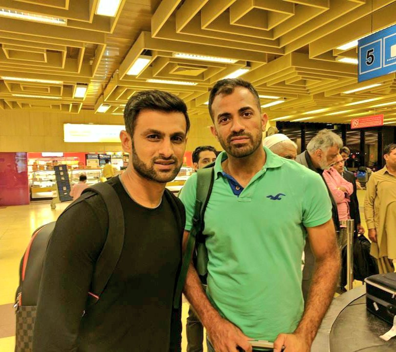 - A very warm birthday greeting to my brother @WahabViki keep that pace up mate, prayers and best wishes as always...