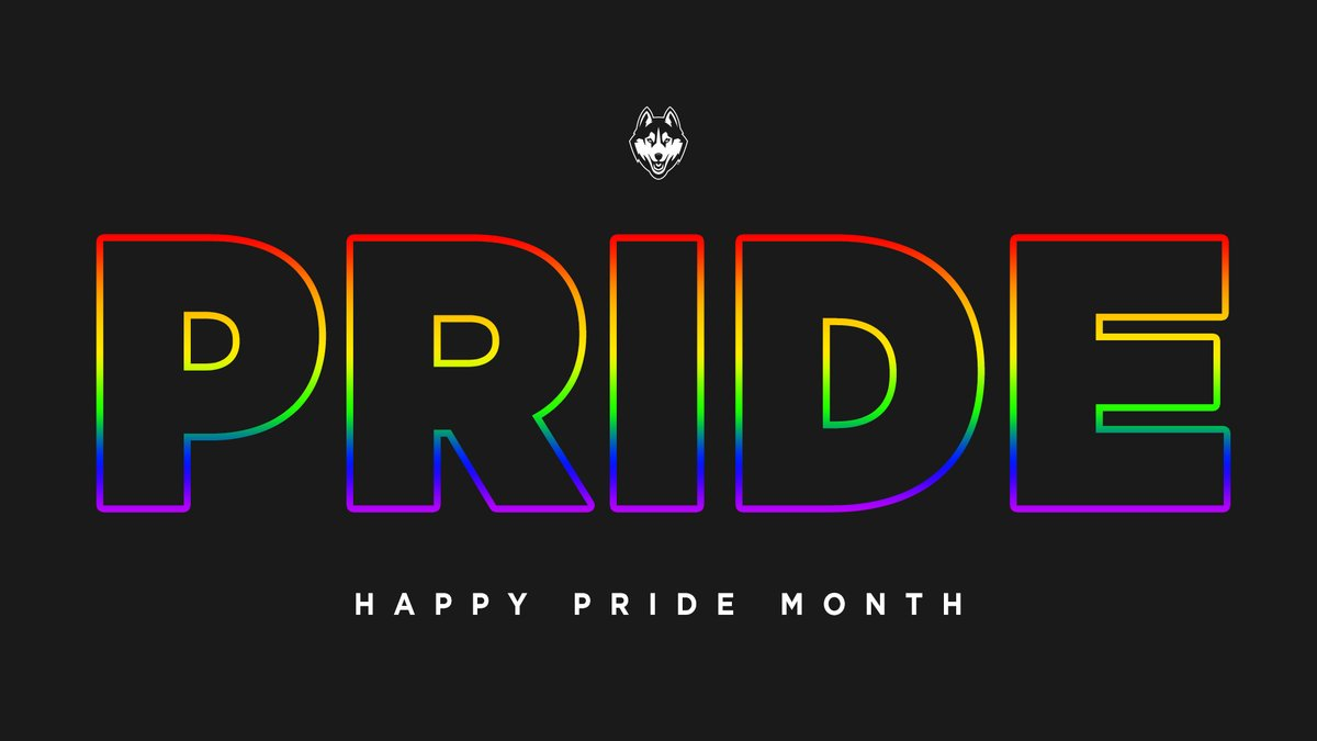 Today we honor the 51st anniversary of the Stonewall Riots and wish all Huskies a Happy #PrideMonth!   #LoveWins https://t.co/PqCUaD0oZn