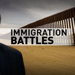 Image for the Tweet beginning: Illegal immigration remains a hot
