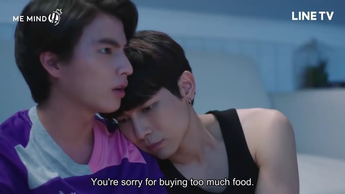 Remember how I mentioned that FOOD is utilized so frequently in dialogue throughout this series?In this single episode, food was used in SO MANY ways and it's mind-blowing how it seamlessly symbolized so many things without being too obvious.BRIBERY, SUSPICION, CARE, GUILT.