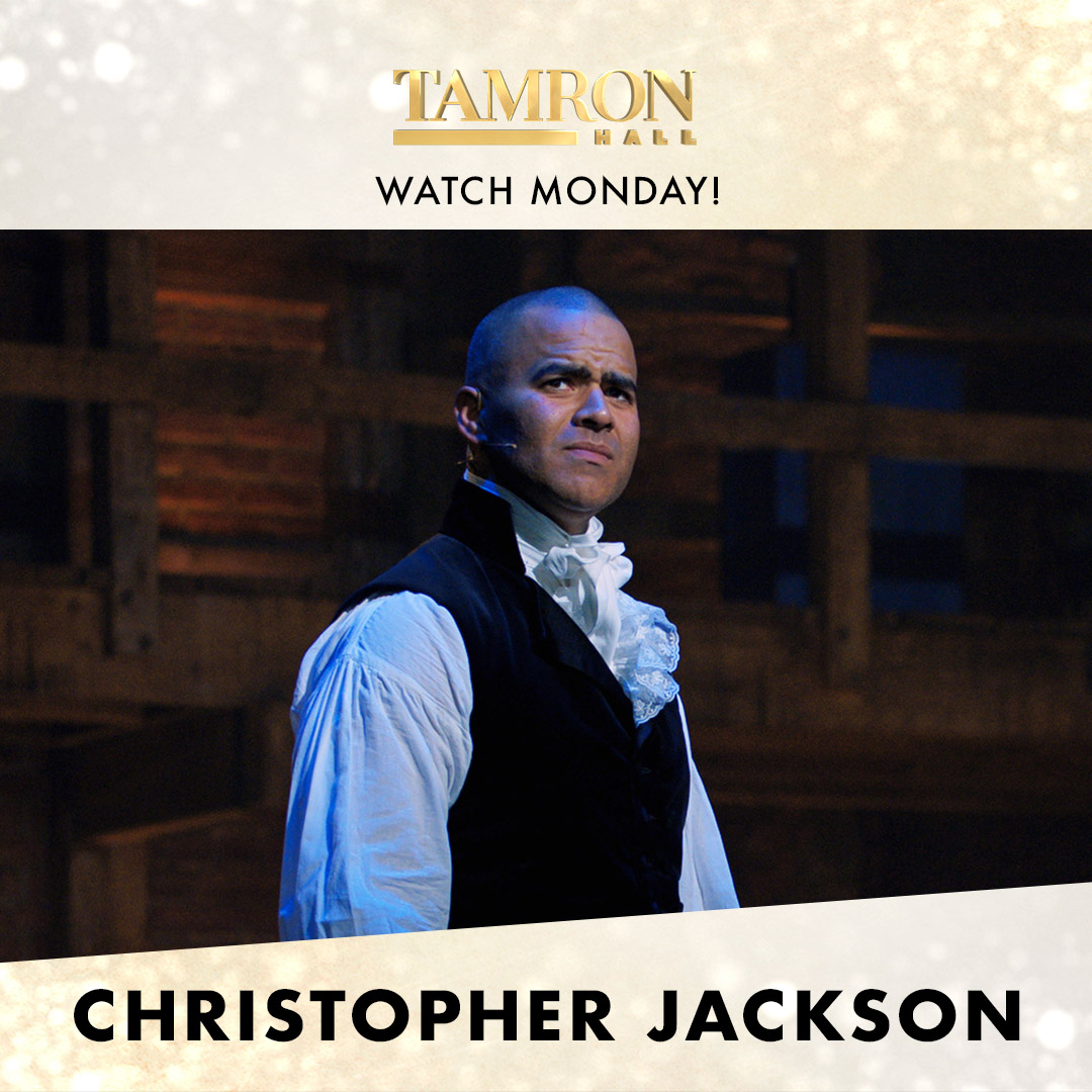 Don't miss @ChrisisSingin TOMORROW!