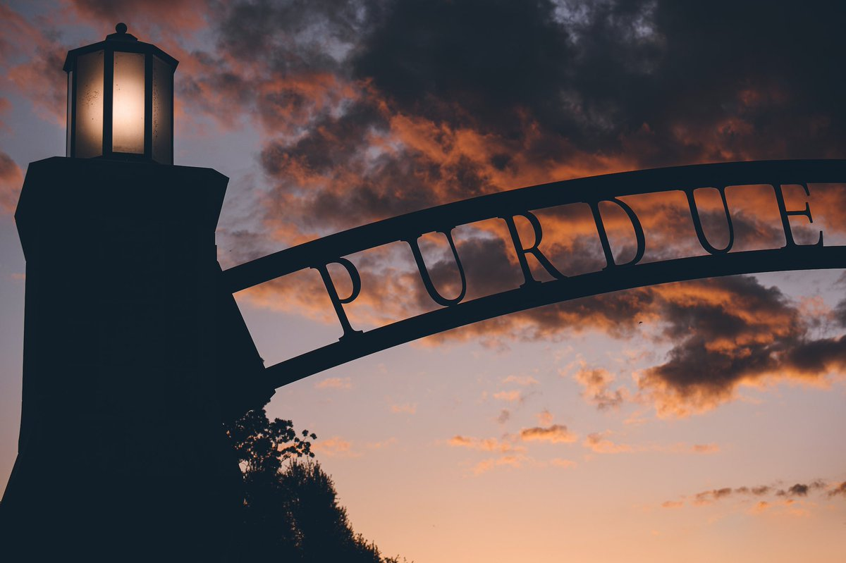 👌🏽 Lookin' good Purdue. 😍 https://t.co/i1yYHl42A8
