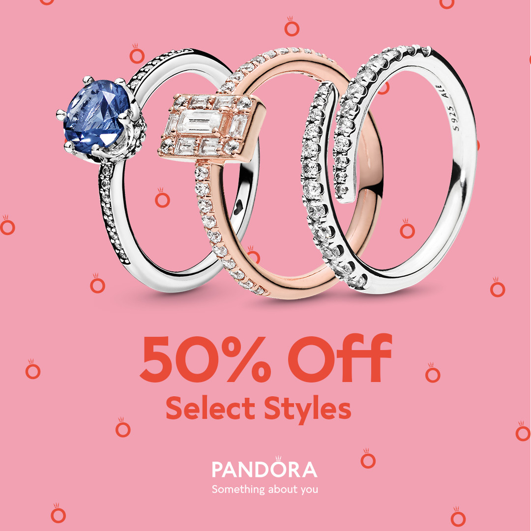 Only a few more days left to receive 50% off select styles. Sale ends 6/29. Visit us today! https://t.co/DQgK00pp5w