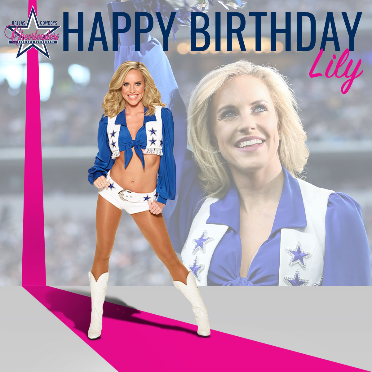 Happy birthday to @DCC_Lily! We hope you have a great day and an even better year! Celebrate with Lily by leaving her birthday wishes in the comments below. 🎉🎁🎈 https://t.co/5Tivap2GXz