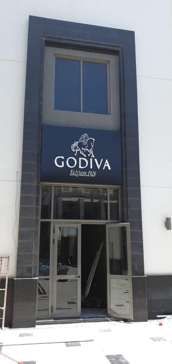 SOON Godiva will offer their experience in Villaggio.   جوديفا قريبا في مجمع فيلاجيو الرائع  #فيلاجيو_الخبر #الشرقية_نيوز #الخبر_الان #شوكولاتة https://t.co/Sxa5MUgwwq