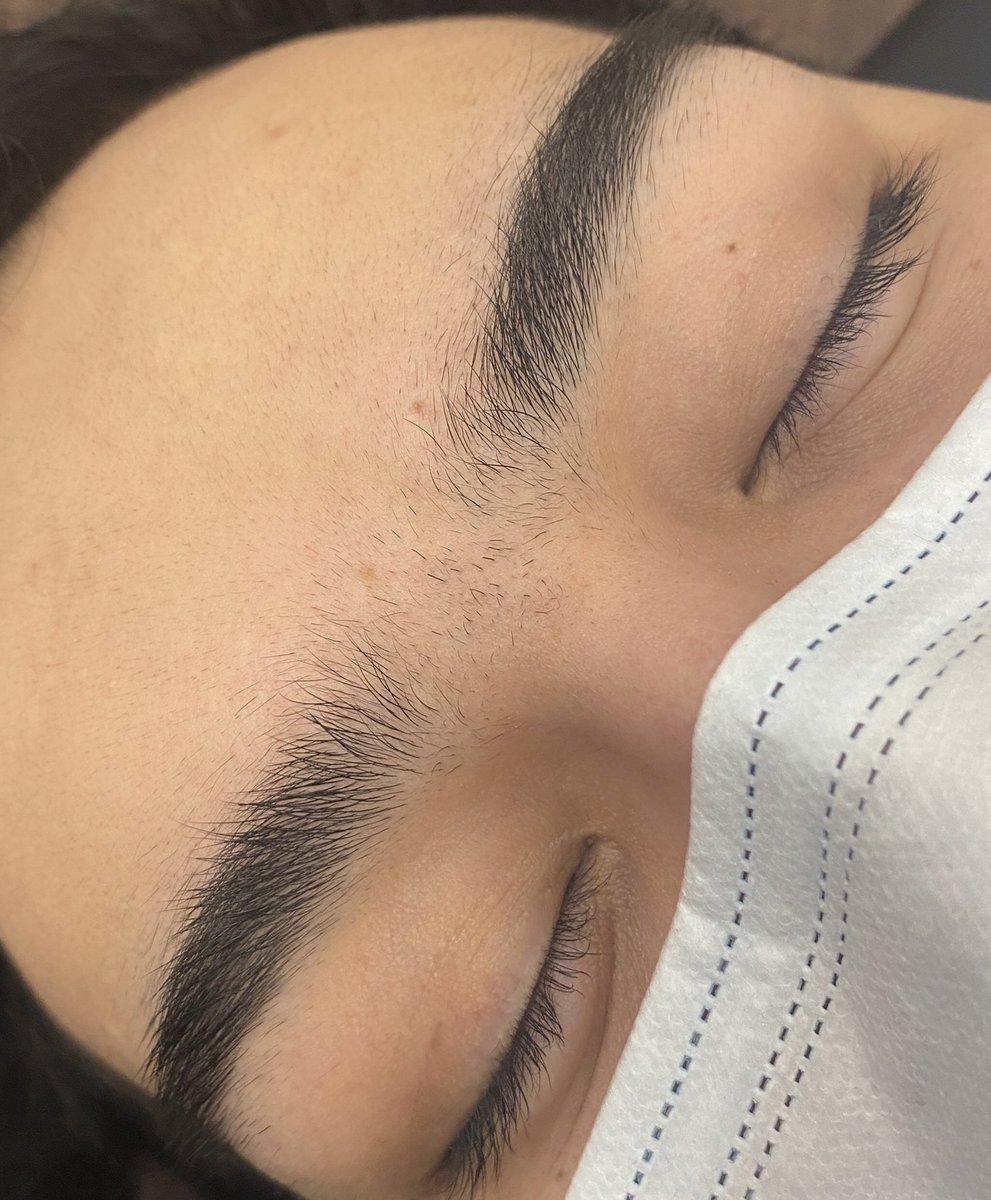 My brow stylist >>>>>