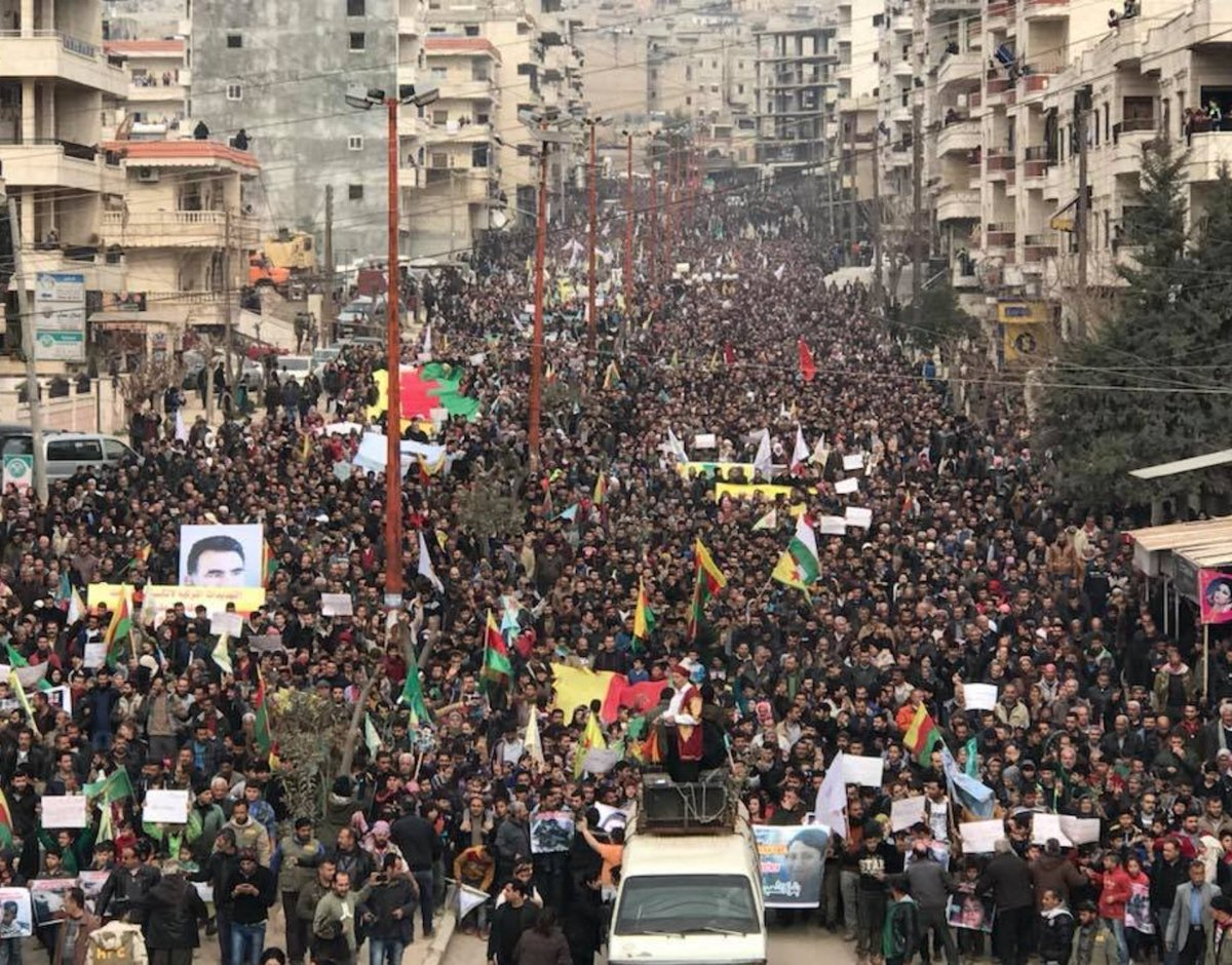 KURDS have launched a hashtag tonight as #TurkeyInvadesKurdistan Turkey wants to annihilate the Kurds under the pretext of labelling their resistance as terrorism. But Kurds know, & the world is becoming increasingly aware that this is simply seeking justification 4 genocide.