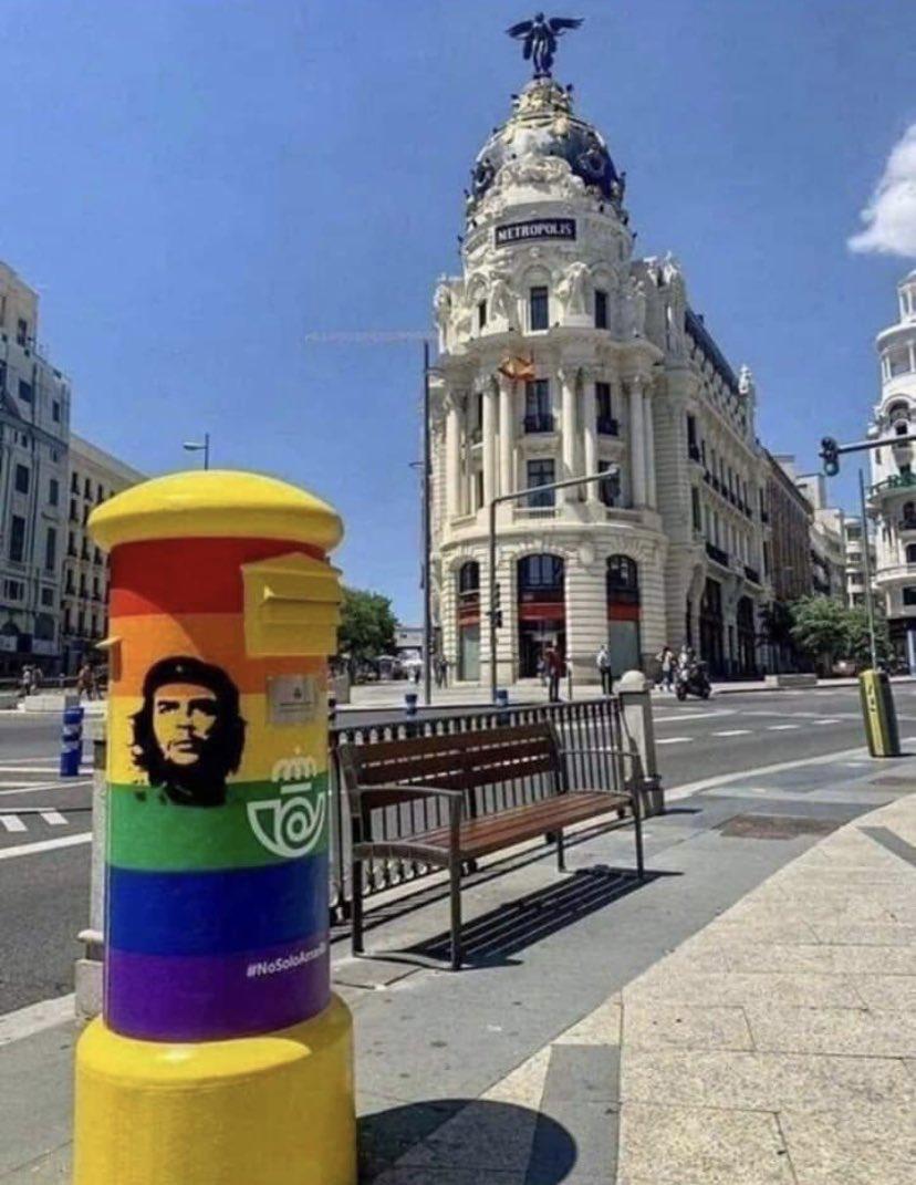 ¿Sabrán que Guevara perseguía a los homosexuales?