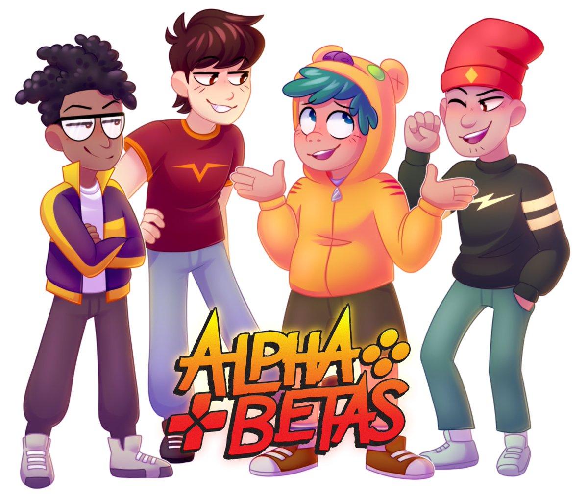 Hyped for Alpha Betas!!! https://t.co/b0eTolTIUU