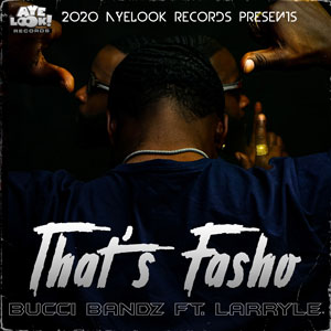 "Bucci Bandz is on radio rotation with the track ""That's Fasho"" ft. Larry Le. - https://t.co/PJwtXp0kYc https://t.co/In8kRBXbGB"