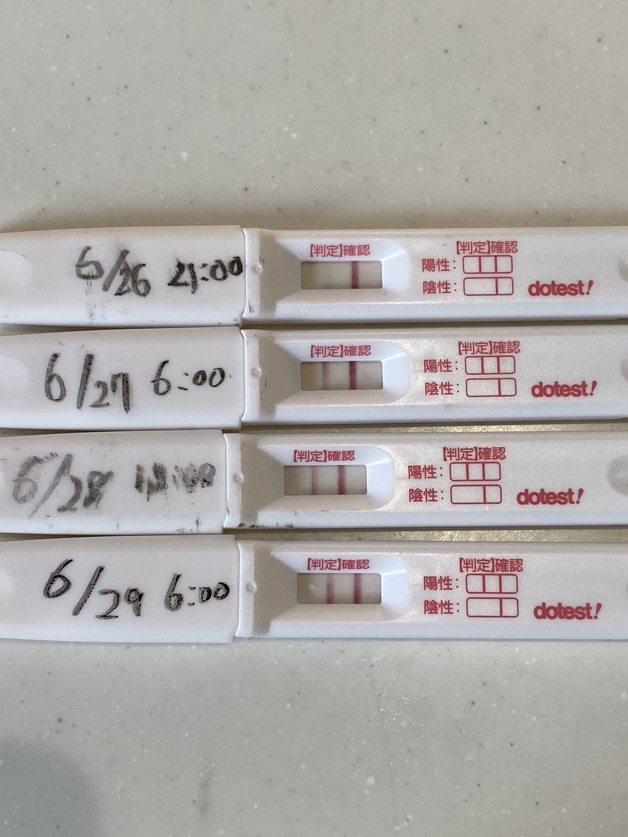 高温 期 15 日 目 陰性 40歳で妊活しています。高温期17日目陰性だけど生理こない→その後陽性...