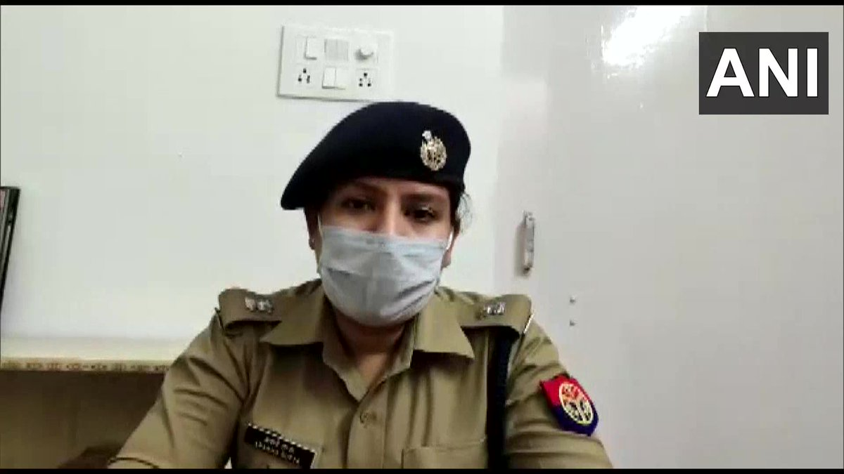 Kanpur: A class 8 student committed suicide at her residence in New Azad Nagar yday, family alleges she was molested by some men. SP Kanpur South says, 2 accused nabbed, search on for 3rd. Hasnt been concluded yet that she was molested or Police was informed. FIR registered.