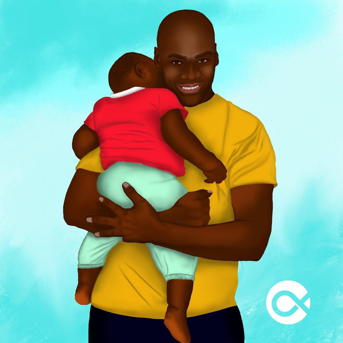 Late...but we couldn't miss this day... Happy Father's day with Artifex  #happyfathersday #art  #artwork #haiti #haitian #haitianfood #haitianhero #haitianheritagemonth #lakayselakay #vibekreyol #kreyolhaiti #kreyolessence #kiltilakay #caribbean https://t.co/HGD92SiC4f