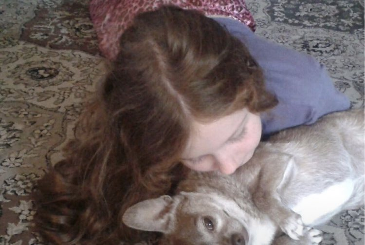 Me and my girlfriend #puppies #pets #dogspic.twitter.com/8S8LftbWSJ