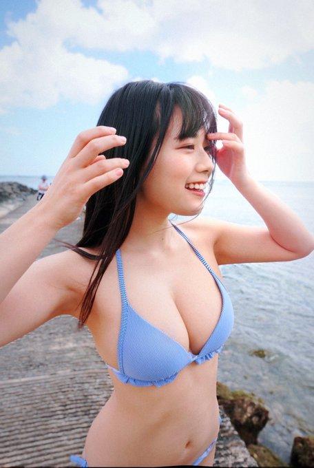 グラビアアイドル東雲うみのTwitter自撮りエロ画像44