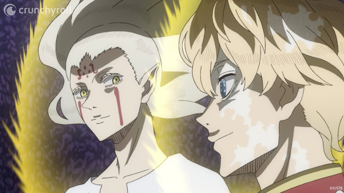 Black Clover On Twitter Licht And Lumiere From childhood on, the two were inseparable, but. black clover on twitter licht