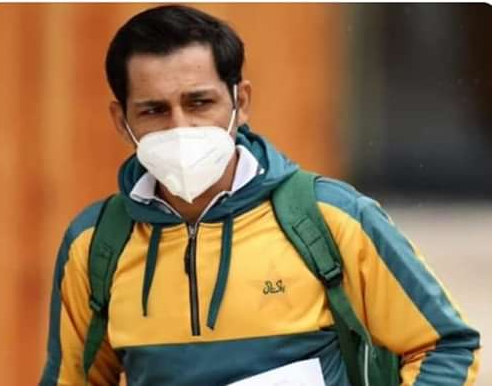 England walo Sawagat nahi krogay humara?😎 Look who is back in Pakistan Team Squad 🔥🇵🇰   #SarfarazAhmed #PakvsEng https://t.co/ydfLG5ZsHJ