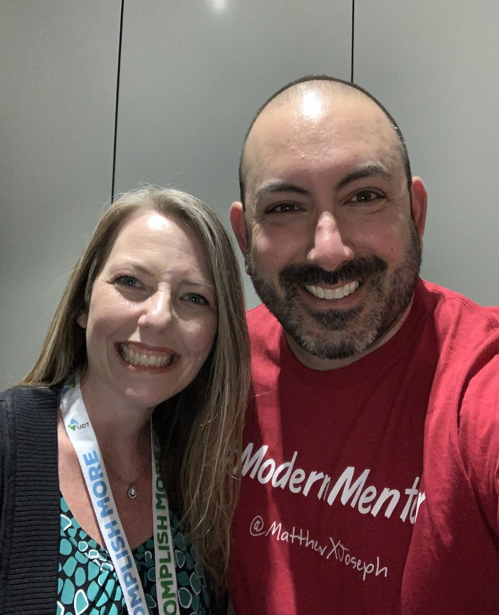 @tamaraletter @ChristineBemis2 Another @fetc peep - such a great event @JenWomble #teachpos