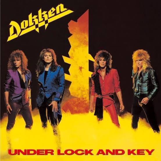 Happy Birthday Don Dokken !!             Under Lock And Key