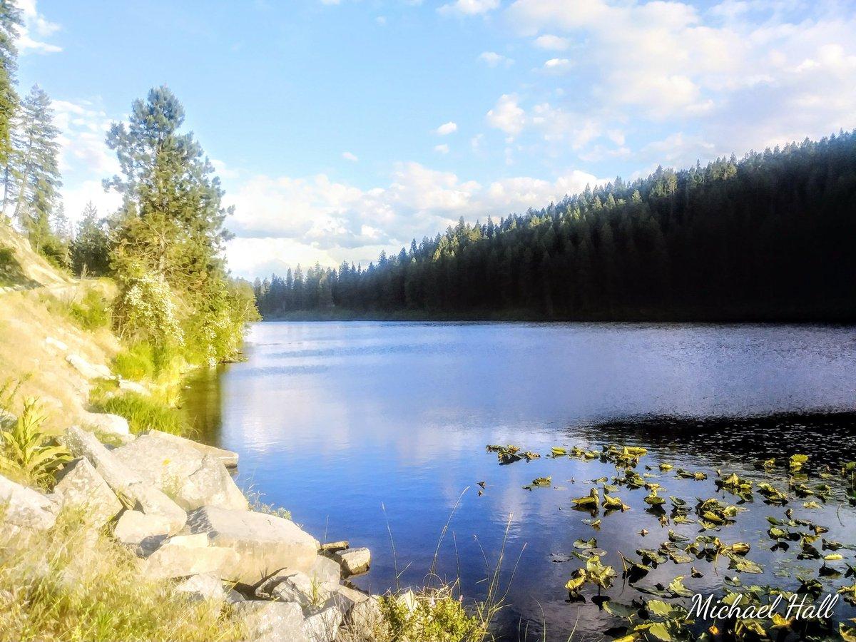 """Granite Lake"" #weekendvibes #NaturalBeauty #nature #NaturePhotographypic.twitter.com/hO1kgx8R81"