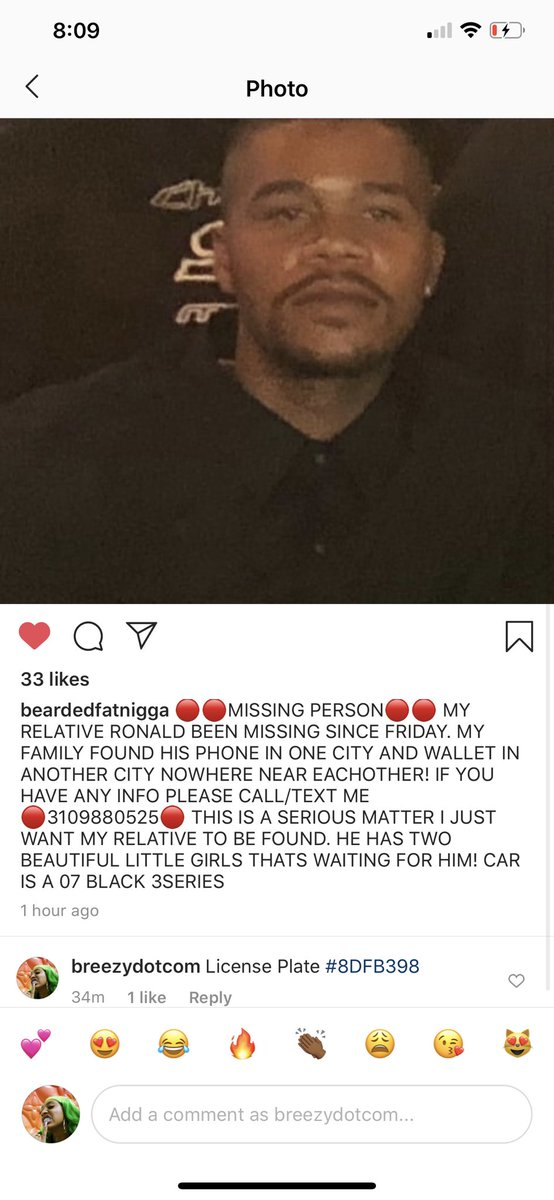 My boyfriend is MISSING!!! He was last seen at the 7/11 in Lakewood, CA on del amo and studebaker if you any information please contact me https://t.co/mnoN5AP0xT