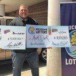 うらやましすぎる!?400万ドルの宝くじを2度当選した人が現れる!