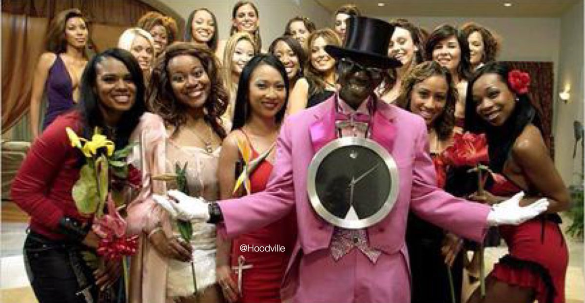 Once upon a time, there was a competition and Flavor Flav was the prize https://t.co/k0fXswXfkG