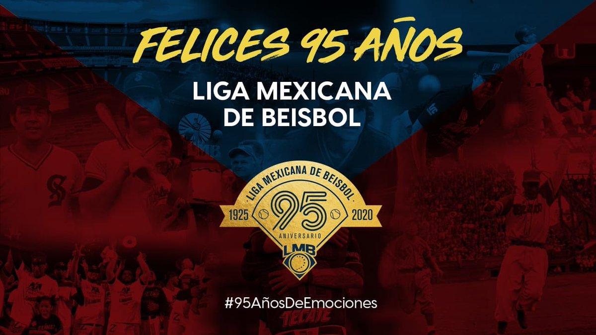 QUE VIVA EL REY! @LigaMexBeis felicidades por tus 95 años llenos de mucha pasión y grandes momentos! #95AñosDeEmociones#QueVivaElRe https://t.co/J0vH2vBhOd