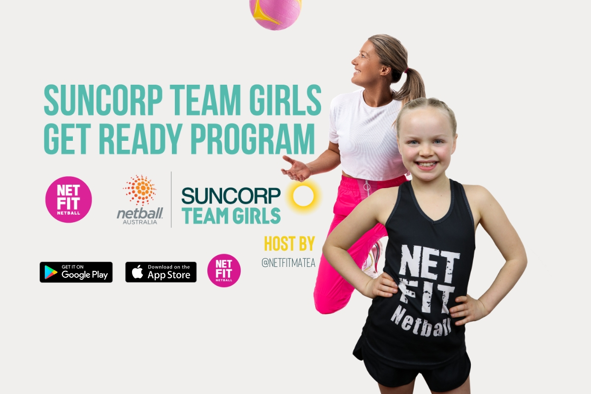 We've teamed up with @Suncorp @originenergy @woolworths and @NETFITNetball to continue bringing netballers free online sessions as they prepare to return to the court.   Find out how you and your team can get involved - https://t.co/wBRSBqb45u https://t.co/z62s4hOkZF