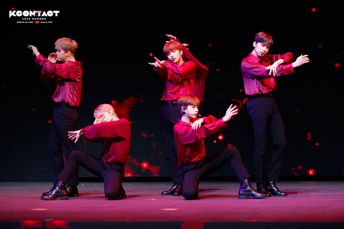 [KCON:TACT 2020 SUMMER] #ONEUS  @official_ONEUS slayed it as usual! #KCONTACT misses you tons!  #MnetKpopYouTube: http://youtube.com/Mnet   #LetsKCON #KCON247 #KCON2020pic.twitter.com/cHb236s2go  by KCON Global