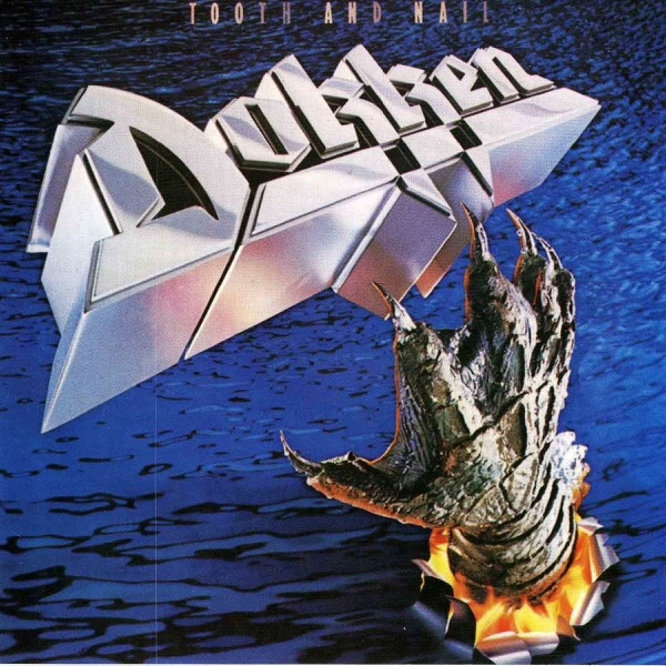 Tooth And Nail from Tooth And Nail by Dokken  Happy Birthday, Don Dokken
