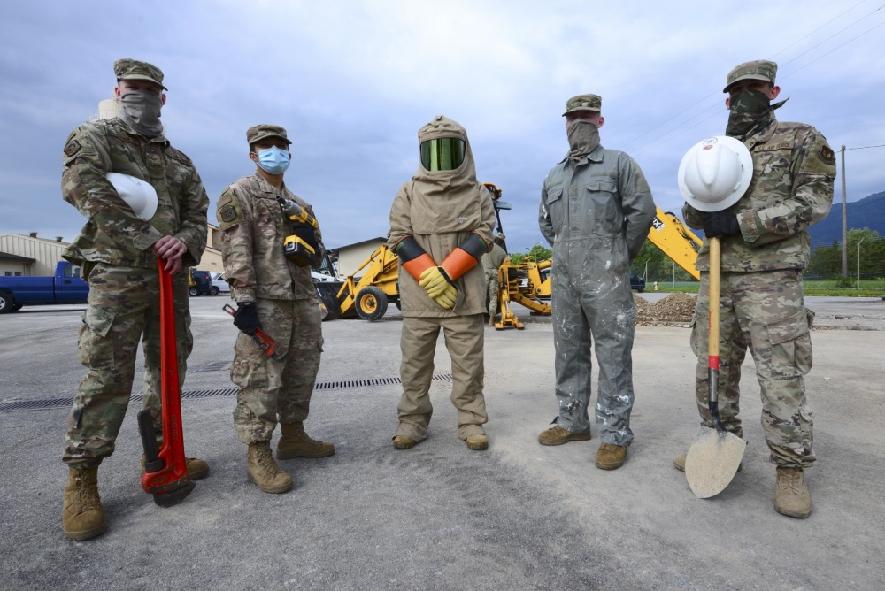 The 31st Civil Engineer Squadron earned the 2019 Curtin Award as the AFs top CE squadron! Also, the 31st CES Operations Flight earned the Maj. Gen. Clifton D. Wright Award as the AFs top Ops Flight! CONGRATS! @AirAviano @HQUSAFEAFAF #ReadyAF #AimHigh #TotalForce