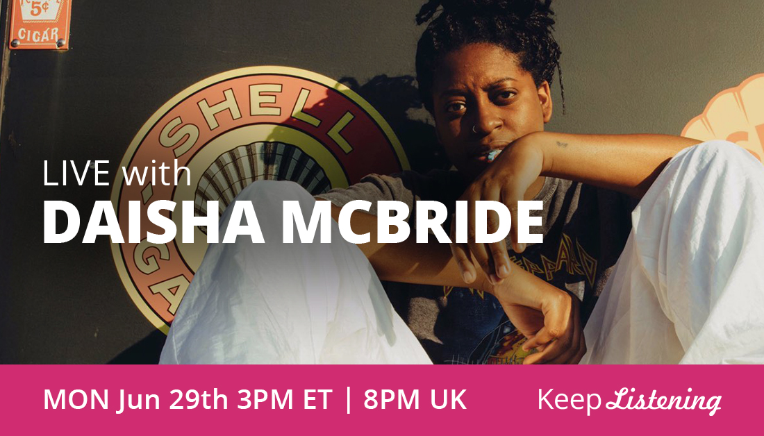 A Tennessee-based rapper heavily influenced by Country, Pop, Rock, and Hip Hop, @The_RapGirl's music can be described as clean but impactful. We know you'll love her #keeplistening livestream so join us Monday at 3pm ET // 8pm UK: https://t.co/4LB0AMirsB https://t.co/jRBEsU5sK7