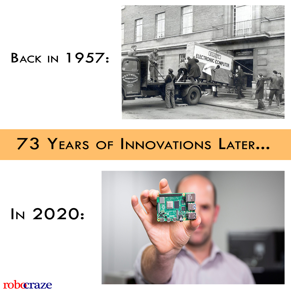 Technology enabling us to hold in our hands, what we needed trucks for! What does the future hold for us? #raspberrypi #raspberrypi3 #raspberrypi4 #mondaymeme #engineering #worldofengineering #embedded #embeddedsystems #computersetup #computerengineeringpic.twitter.com/6vAoTNgVml