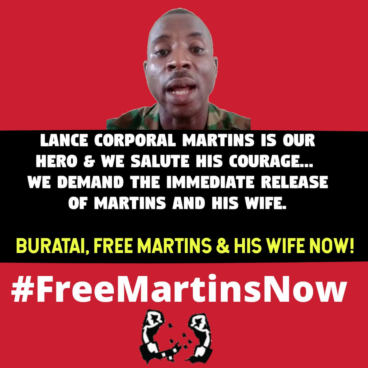 Oppressor(s) Killed Abiola, killed Dele Giwa, Hanged Saro-Wiwa, We would never Forget. However the good news is Oppressed people cannot remain oppressed forever, the yearning for freedom eventually manifest itself ~ Martin Luther King JR.   #FreeMartinsNow #RevolutionNow ✊ https://t.co/3jborIeUNe