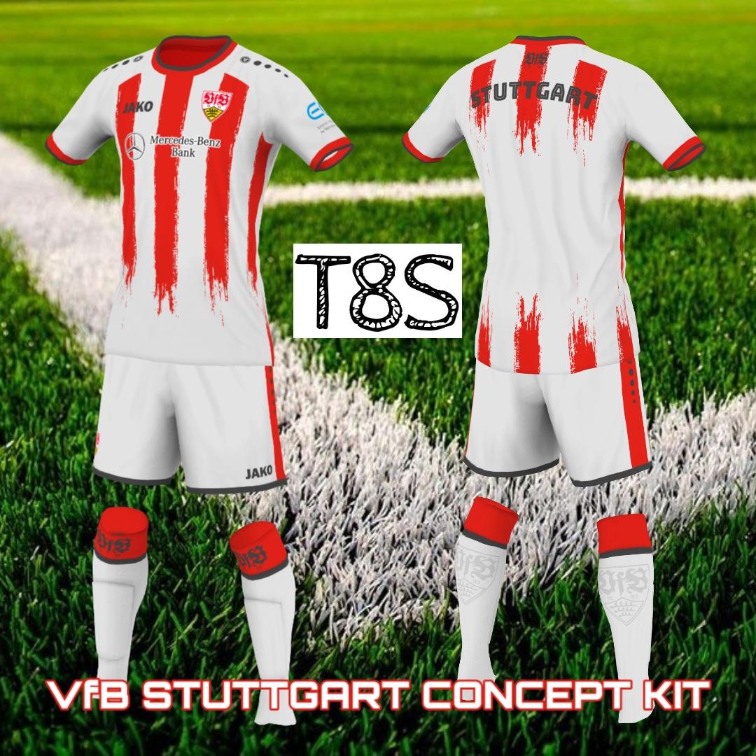 VfB STUTTGART ⚪🔴 @VfB Concept Kit Made with @PESMasterSite  #eFootballPES2020 #kitmaker #kitfantasy #kitconcept #kit #Concept #fantasy #conceptkit #VfB #Stuttgart #Jako  DOWNLOAD: https://t.co/quo0DVjcEu  @PeSpanda https://t.co/B8I2Q9vMZa  @VirtuaRED https://t.co/r34BMY0fBE https://t.co/2Po6caOwgy