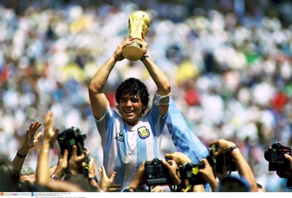 This day, June 29th, 1986 #WorldCupFinal #Argentina #diegomaradona<br>http://pic.twitter.com/NBM9AULeSu