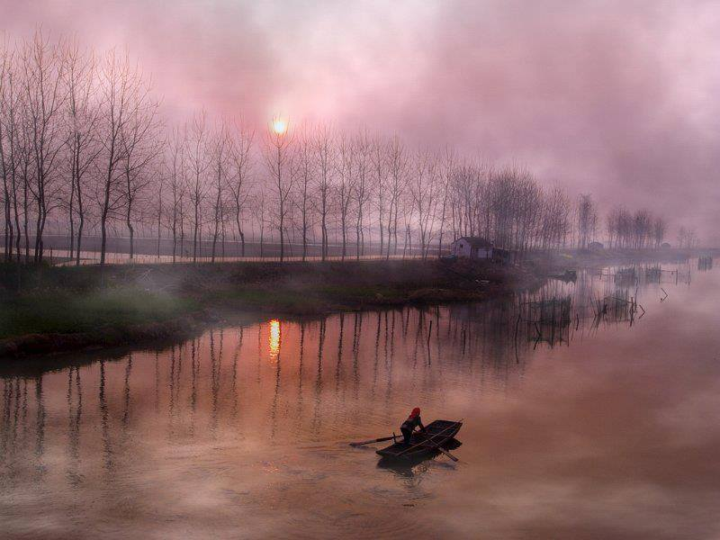 In every walk with nature one receives far more than he seeks. John Muir __ © Chen Ming-fat