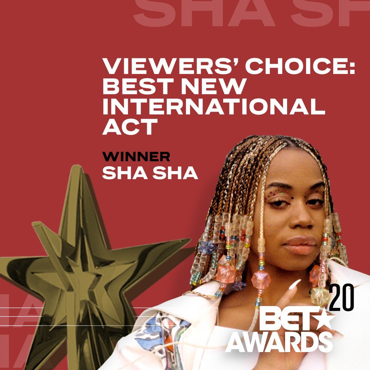 Congratulations to you girl, im so proud of you continue doing the most and a massive shoutout to @samthingsoweto @scorpionkingdjz @mas_musiq 🎉🎊🎁🥂 remember my words? @ShaShaOfficial_