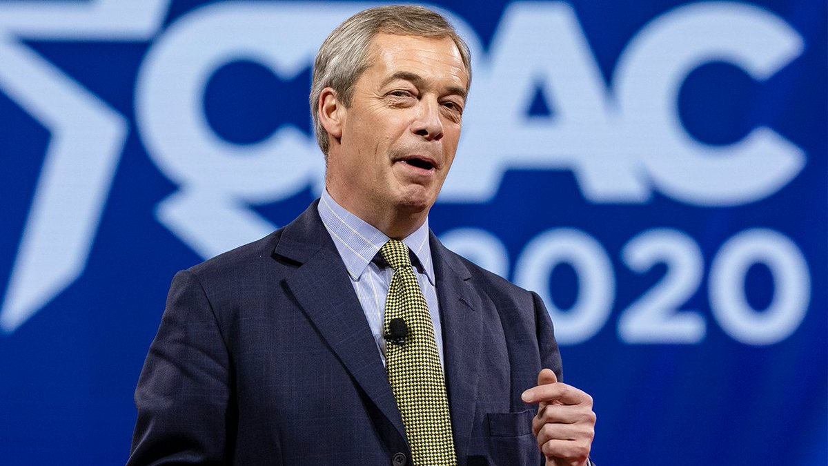 Brexit Party leader Nigel Farage will be joining Julia from 8am. Watch live ► youtu.be/z49sysro8nU @JuliaHB1 | @Nigel_Farage