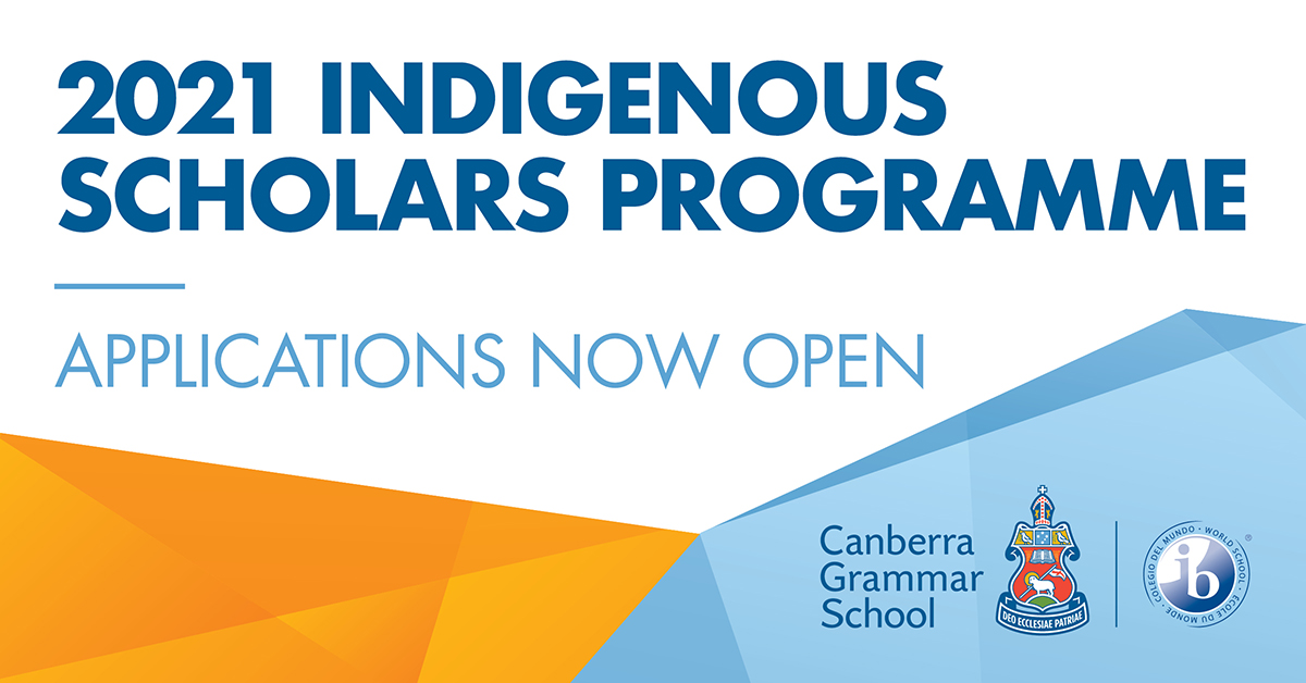 We are pleased to invite applications for our CGS Indigenous Scholars Programme for 2021. Read more at https://t.co/KhB2TKKIFS