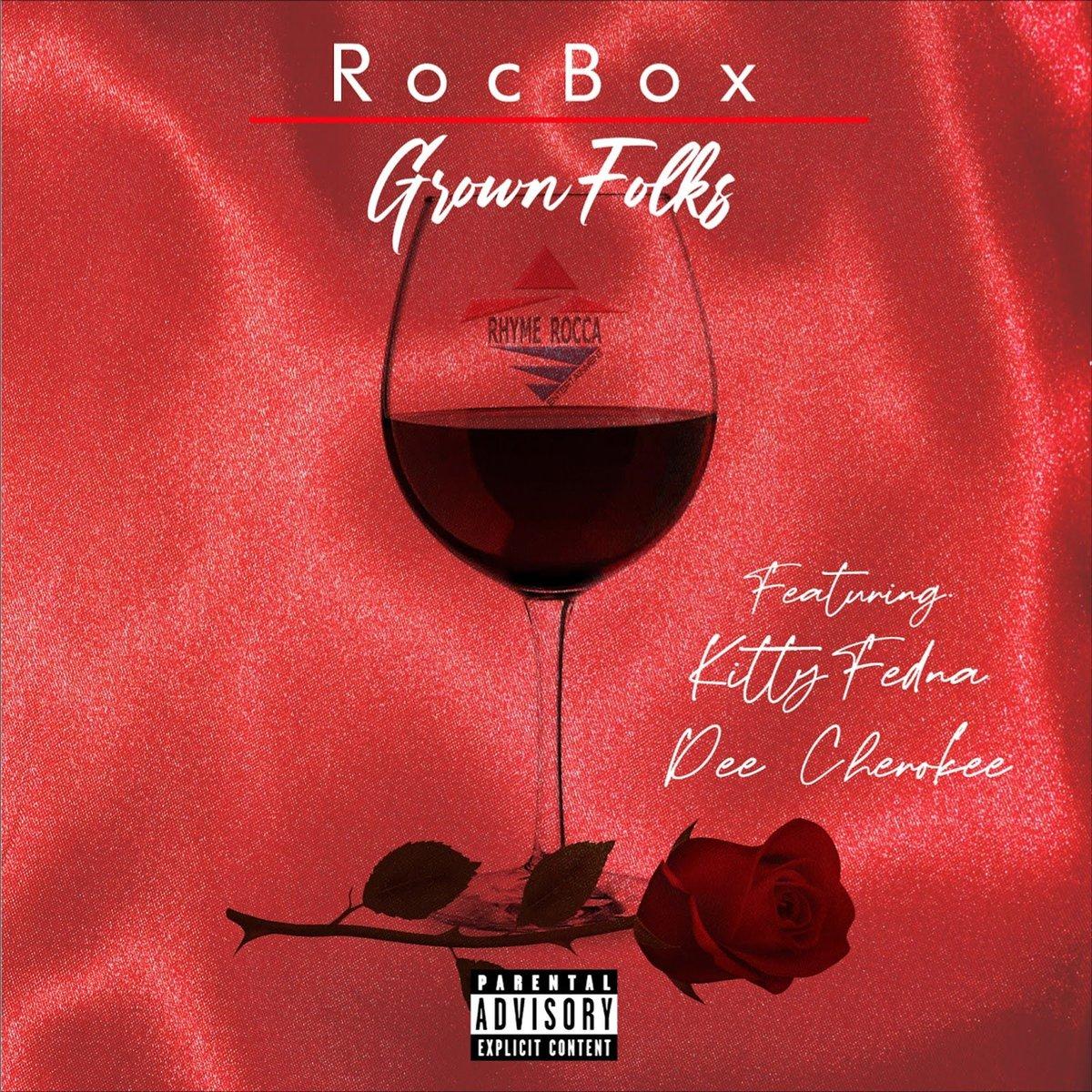 "WGG Digital Entertainment: ""Grown Folks"" single by ROCBOX feat. Kitty Fedha and Dee Cherokee, available now!!: https://t.co/OHHdR6N4du  #Amazon #AppleMusic #GooglePlay #Spotify #Tidal #YouTube #HipHop #Rap #WestCoast #Lynwood #RhymeRocca #WGG #ROCBOX #KittyFedha #DeeCherokee https://t.co/IddVulJ4WI"