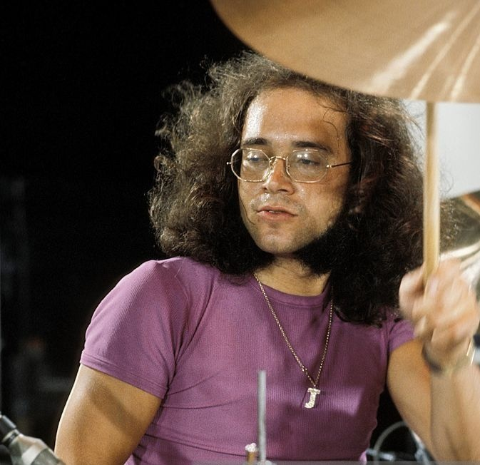 Happy Birthday to Deep Purple drummer and percussionist Ian Paice, born on this day in Nottingham in 1948.