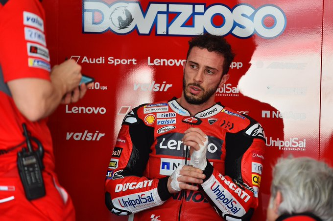 MotoGP 2020: Ducati Hoping for A Fit Dovizioso