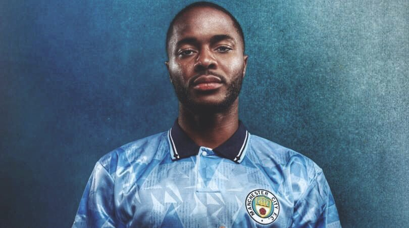 Raheem Sterling has more goals than any Manchester United, Liverpool, Chelsea, Arsenal or Tottenham player this season in all comps. Put some respect on his name, England's finest.